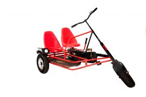 2 Sitzer Dreirad