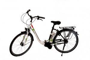 E-Bike 8 Gang mit Rücktritt